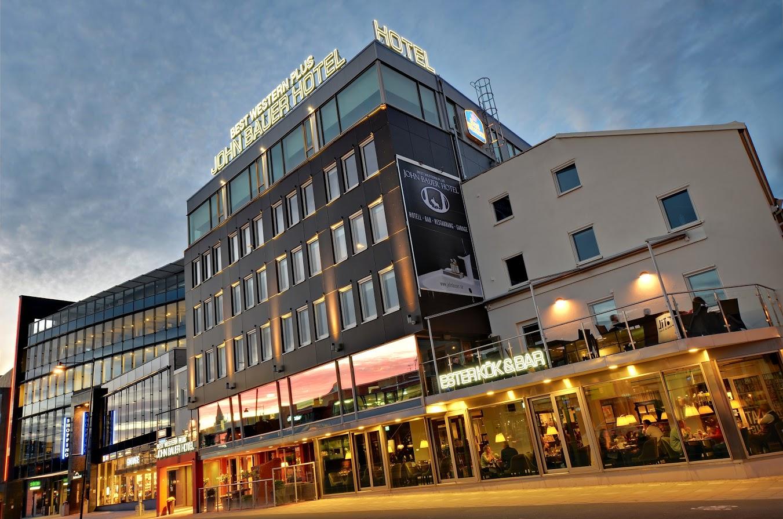 erbjudande stockholm hotell